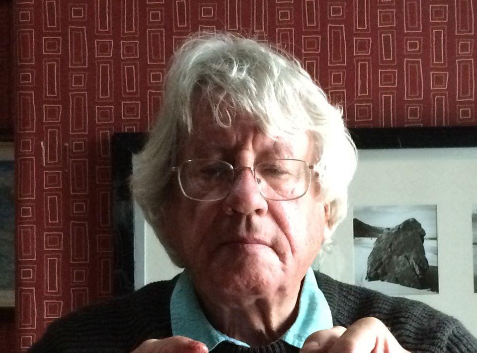 George Gardner, Chairperson of Darvel & Area Regeneration Team