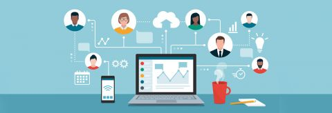 Online Meeting Tools and Remote Working