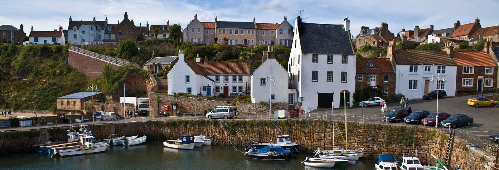 Crail in Fife banner image