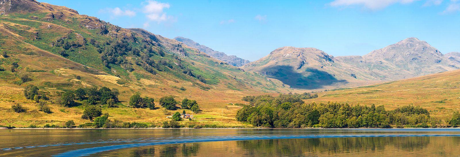 Loch Katrine banner image
