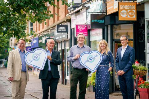 Scotland Loves Local II Fund Open