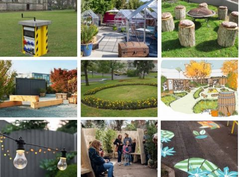 New Resources to help communities make full use of parks and greenspaces