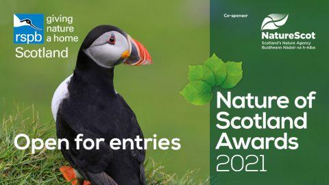 Nature Scotland Awards 2021
