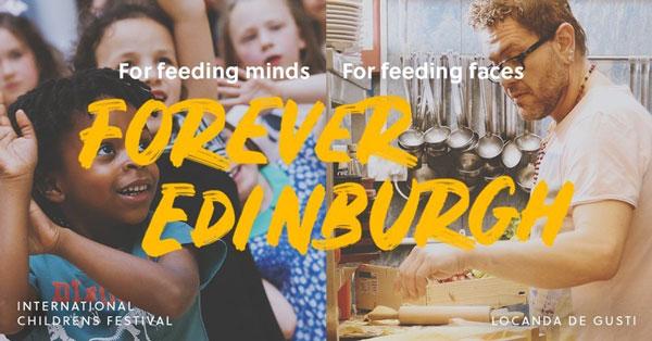 Poster from the Forever Edinburgh campaign/ Image credit: Forever Edinburgh