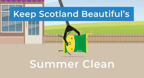 Summer Clean Up
